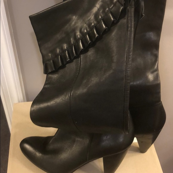 BCBGeneration Shoes - Leather Boots